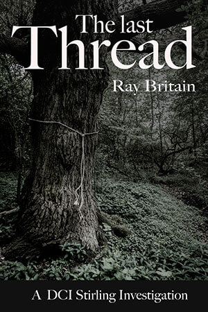 The Last Thread image of book cover