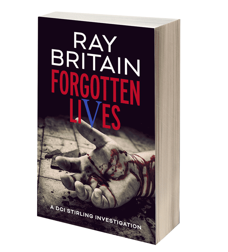 Forgotten Lives cover image